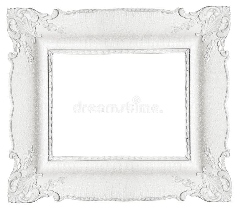 белизна рамки стоковое изображение rf