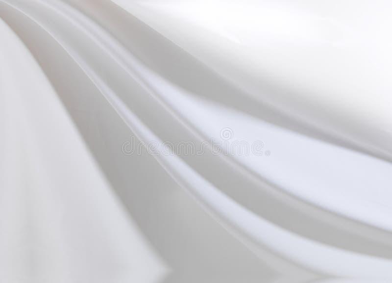 белизна сатинировки стоковые изображения rf