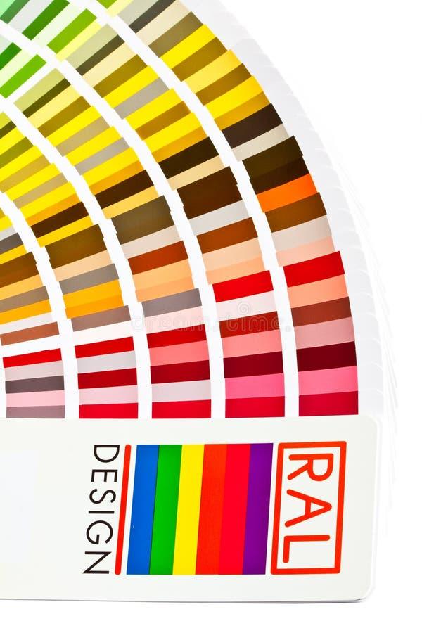 белизна цвета изолированная вентилятором ral стоковые изображения rf