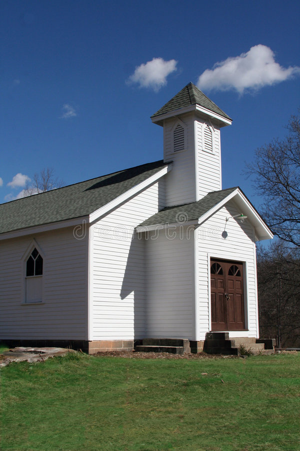 белизна церков стоковые фото