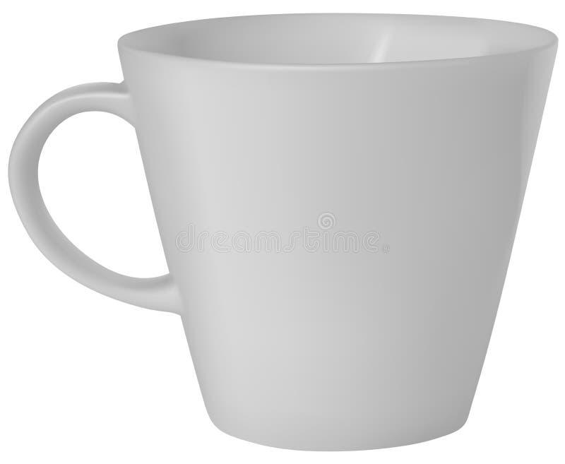 белизна чашки бесплатная иллюстрация