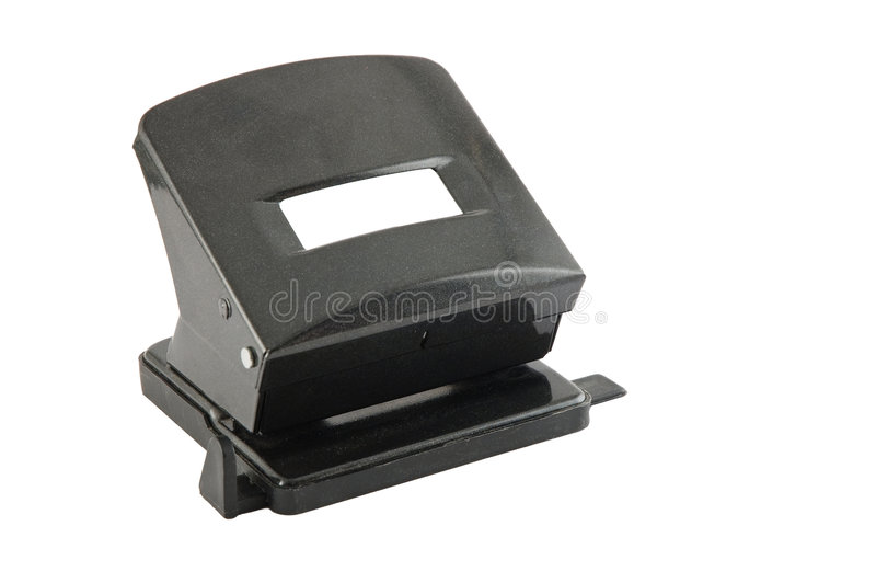 белизна штамповщика стоковое изображение