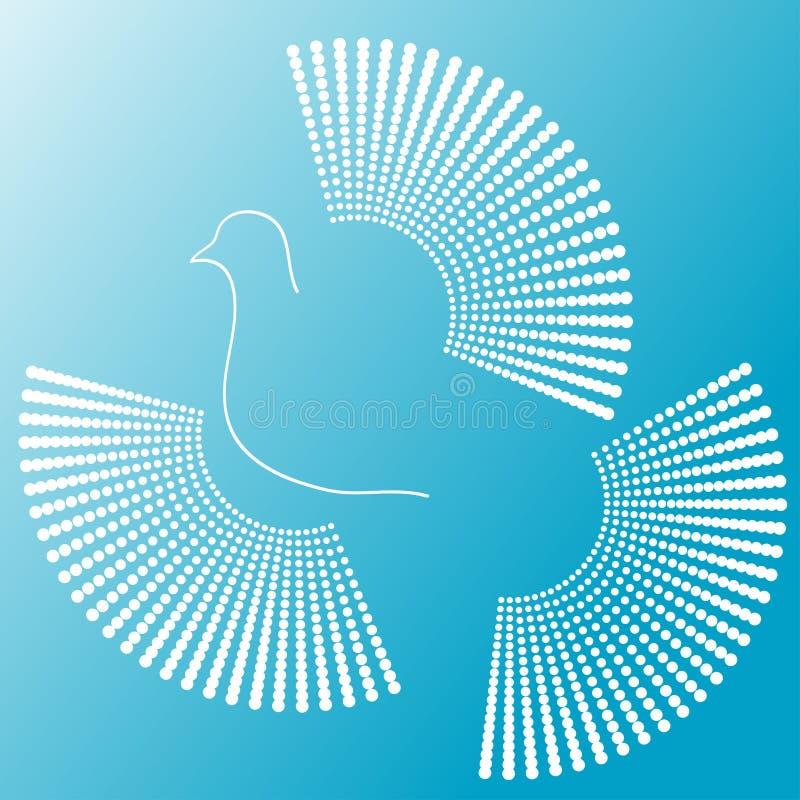 белизна dove бесплатная иллюстрация