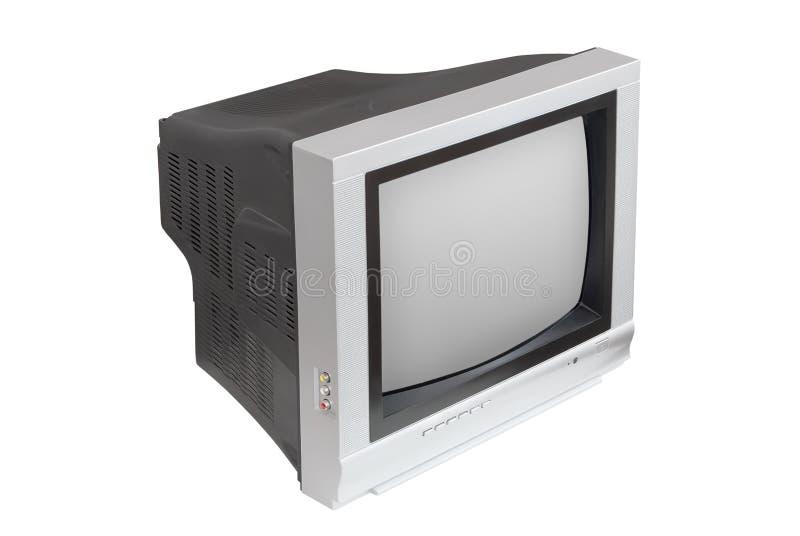 белизна tv предпосылки стоковые фотографии rf