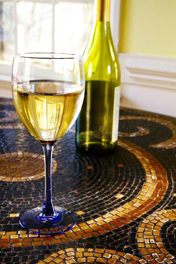 белое вино стоковая фотография rf