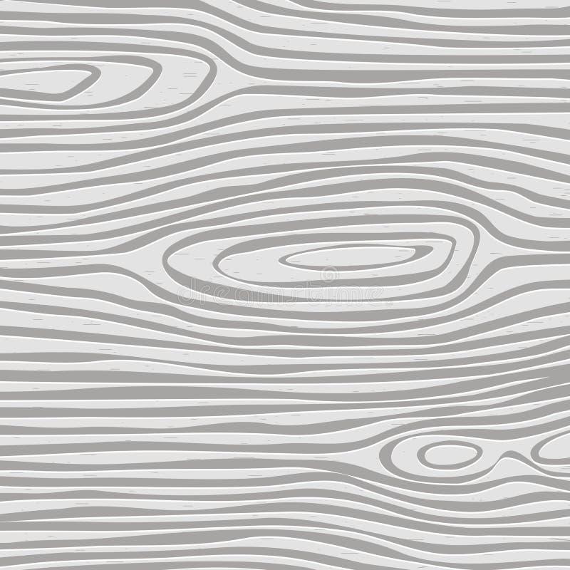 Белое деревянное вырезывание, прерывая доска, таблица или поверхность пола : r иллюстрация вектора