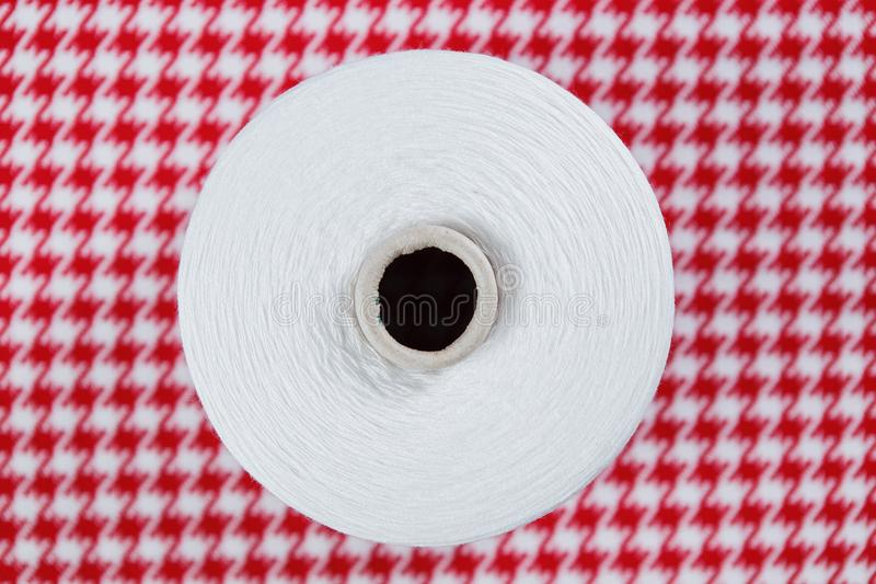 Белое пасмо цвета стоковое изображение rf