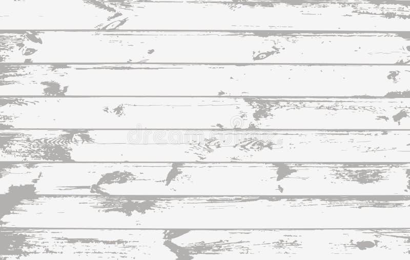 Белые деревянные планки, таблица, поверхность пола Резать прерывая доску Деревянная текстура бесплатная иллюстрация