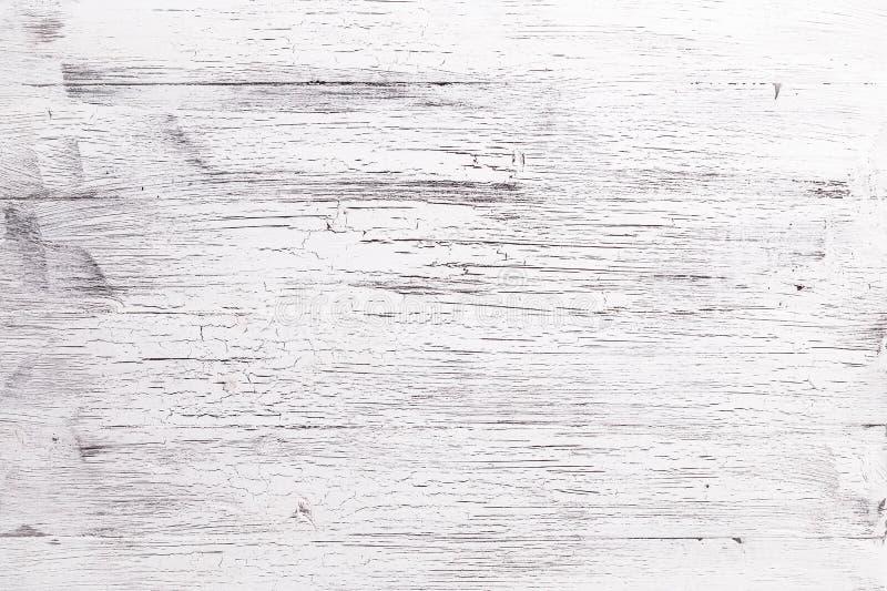 Белые деревянные предпосылки текстуры стоковое фото rf