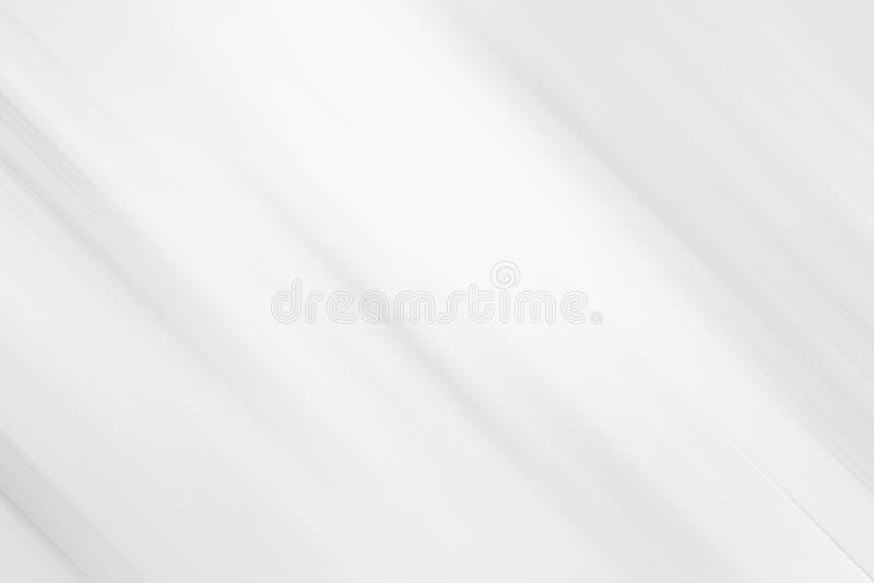 Белые и серебряные предпосылки с чернотой светлый градиент диагональ стоковая фотография rf