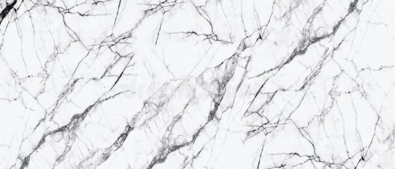 Белые мраморные текстура и предпосылка стоковая фотография