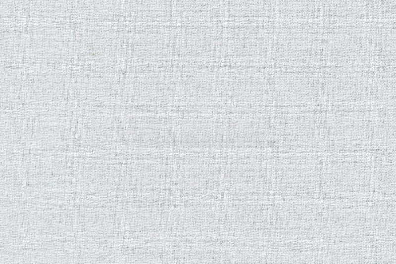 Белые предпосылка и текстура холста для дизайна стоковые фото