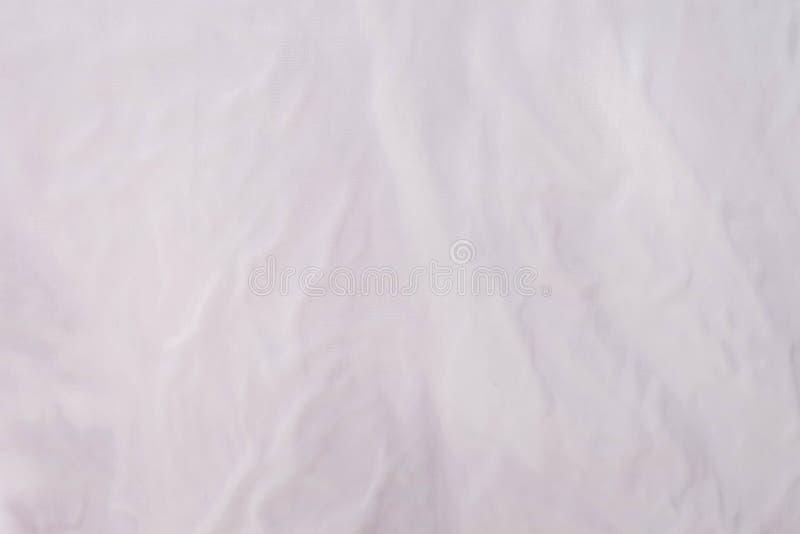 Белые предпосылки крупного плана ткани стоковые изображения