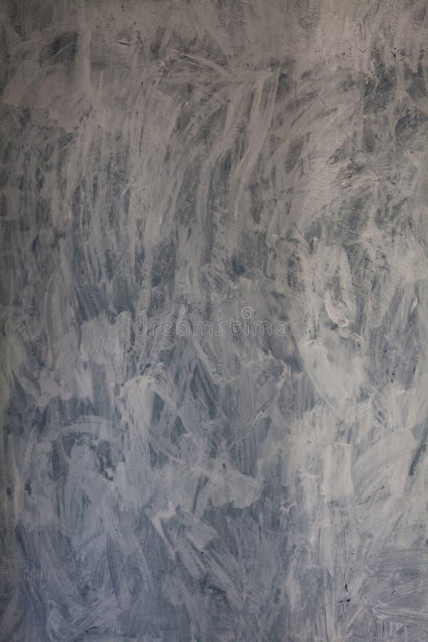 Белые серые ходы краски текстуры предпосылки ок стоковые фото