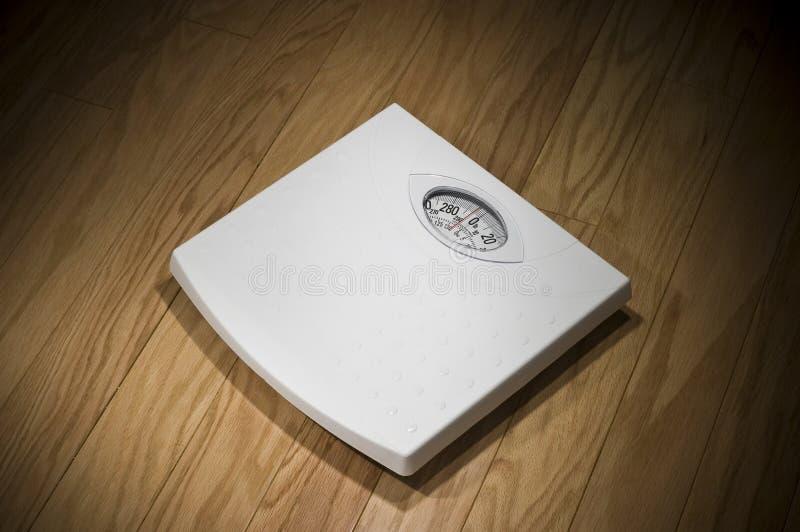 Белый маштаб в фаре стоковая фотография
