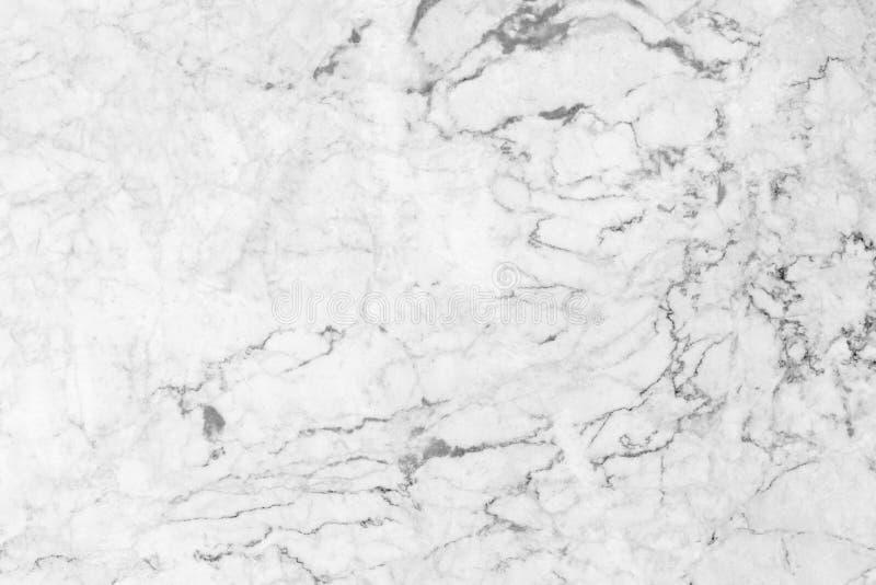 Белый мраморный конспект текстуры Белая предпосылка природы стоковые фотографии rf