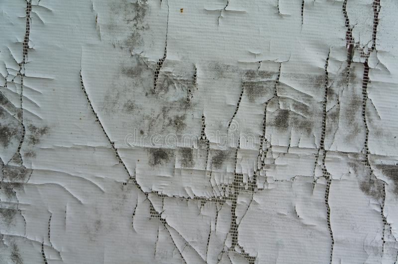 белый отказ текстуры стены стоковые фото