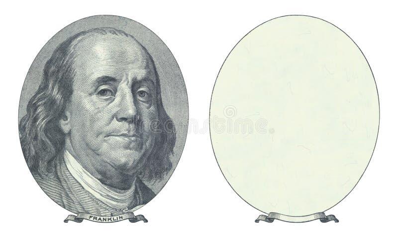 Бенжамин Франклин Стоковое Изображение