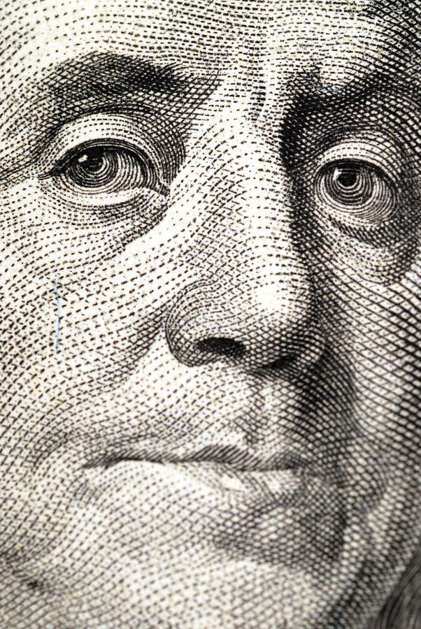 Бенжамин Франклин стоковые фотографии rf