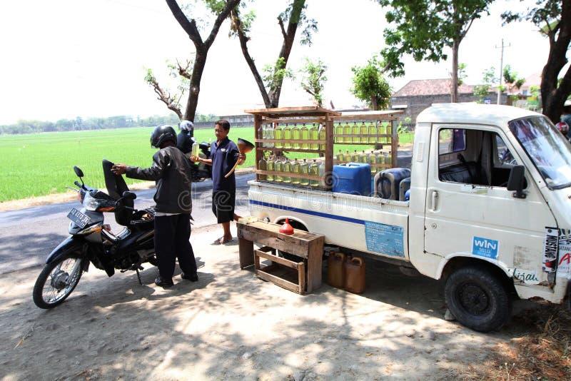Бензин стоковая фотография rf