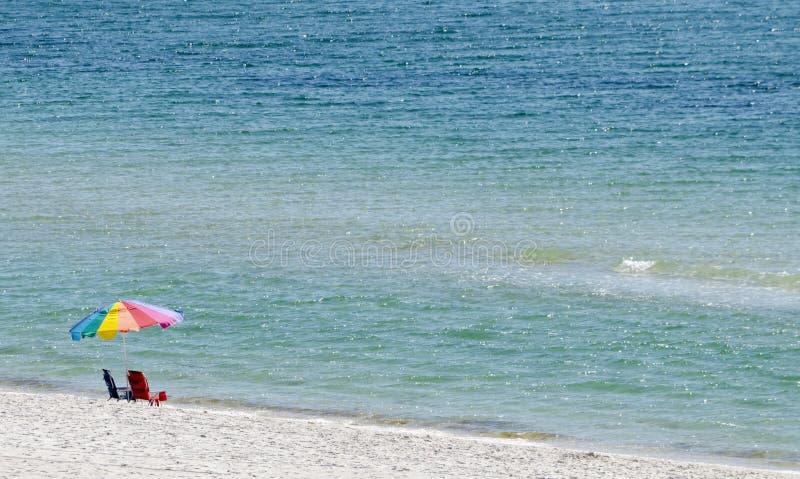 берега залива Алабамы стоковая фотография