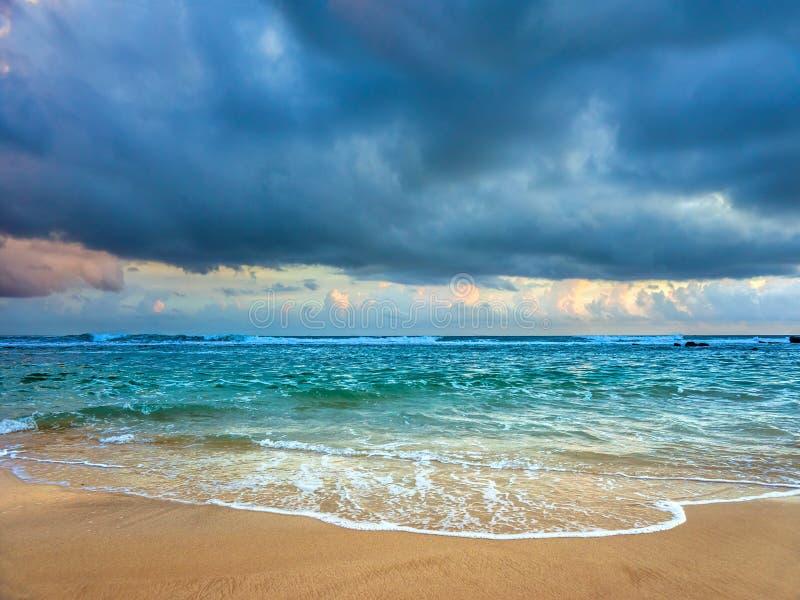 Берег Индийского океана стоковые фотографии rf