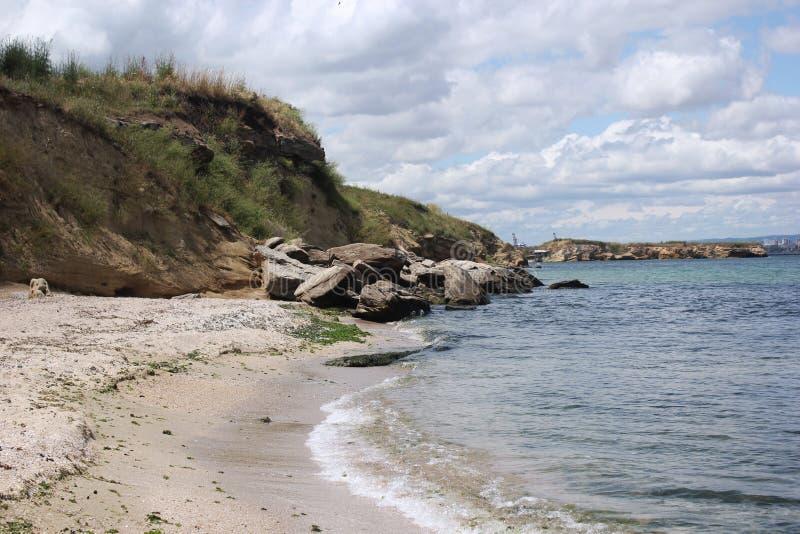 Берег пляжа стоковая фотография