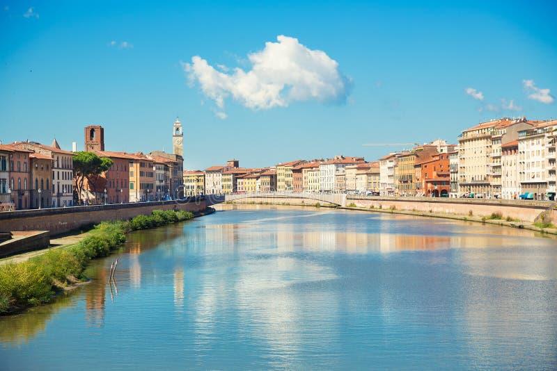Берег реки Флоренса стоковая фотография
