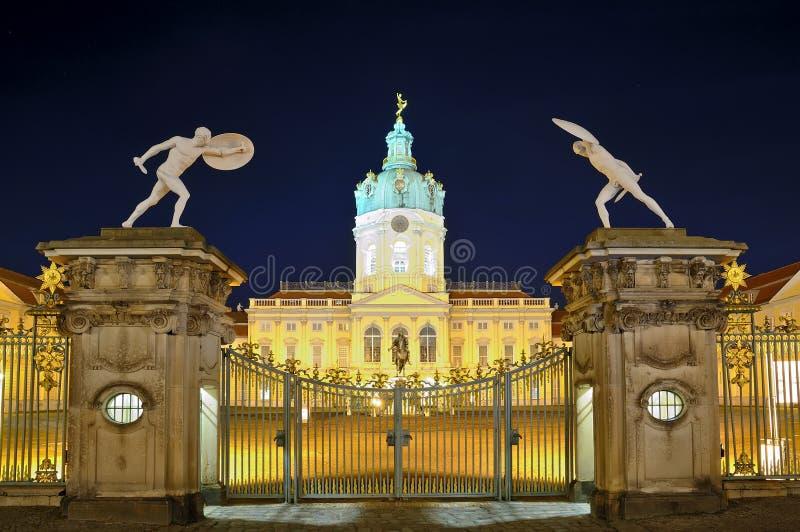 Берлин charlottenburg стоковые фото