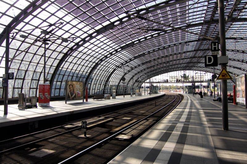 Берлин Hauptbahnhof стоковые фото