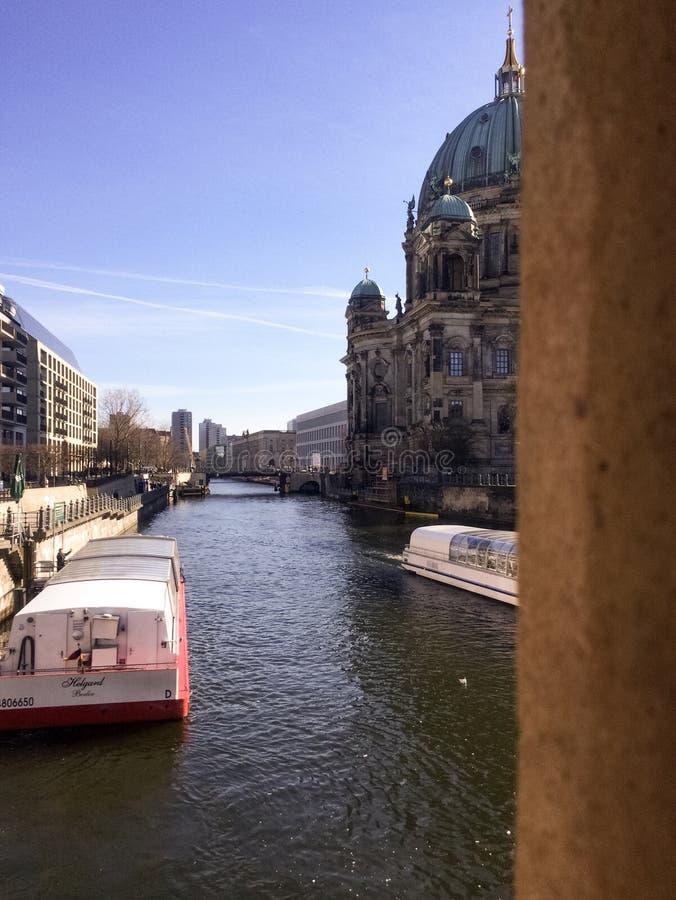 Берлин sightsee стоковая фотография rf