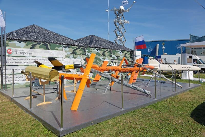 Беспилотные воздушные корабли стоковое фото