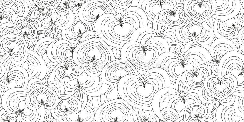 Беспорядок сердца бесплатная иллюстрация