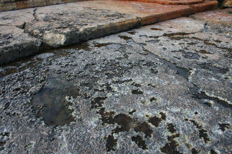 бетонная плита стоковое фото rf