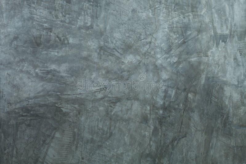 Бетонная стена старого цемента текстуры grunge серая для предпосылки и стоковое фото rf