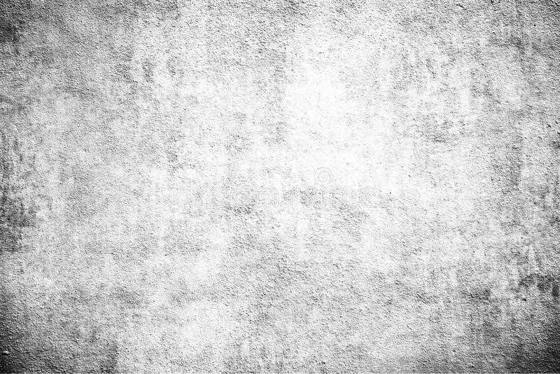 Бетонная стена Grunge серая пакостная, грубая текстура праймера, sur стоковое изображение rf