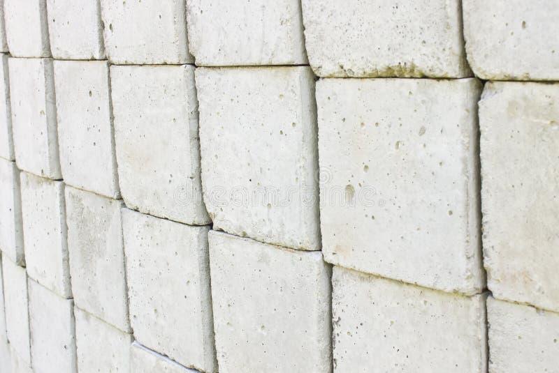 Бетон куба стоковая фотография