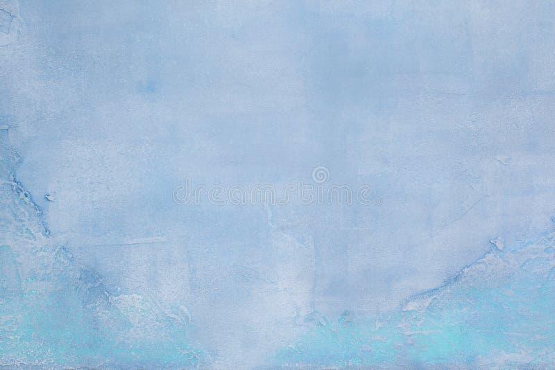 Бетон предпосылки голубой стоковое изображение