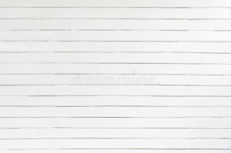 Белая деревянная предпосылка текстуры стоковое изображение