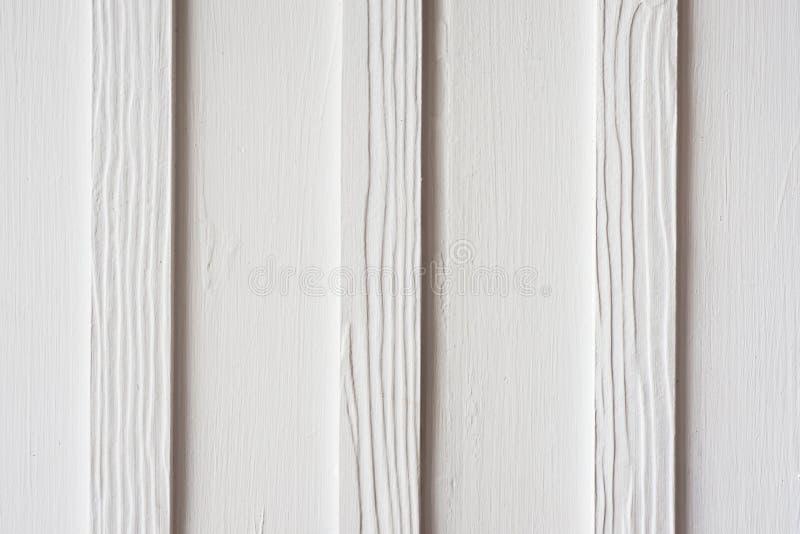 Белая деревянная стена стоковое фото