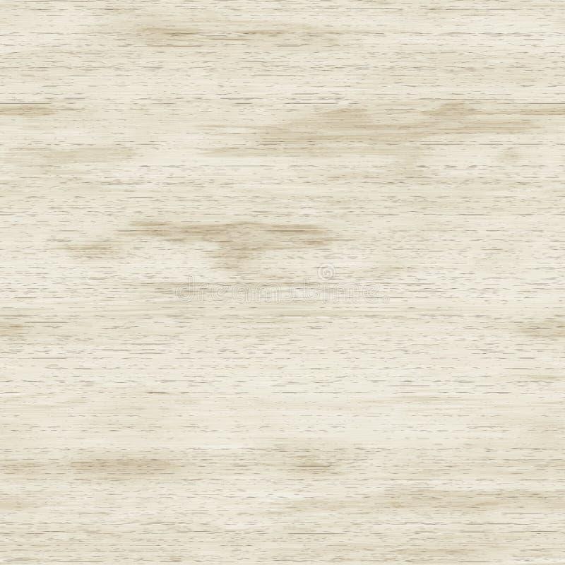 Белая деревянная текстура или высококачественная предпосылка иллюстрация вектора