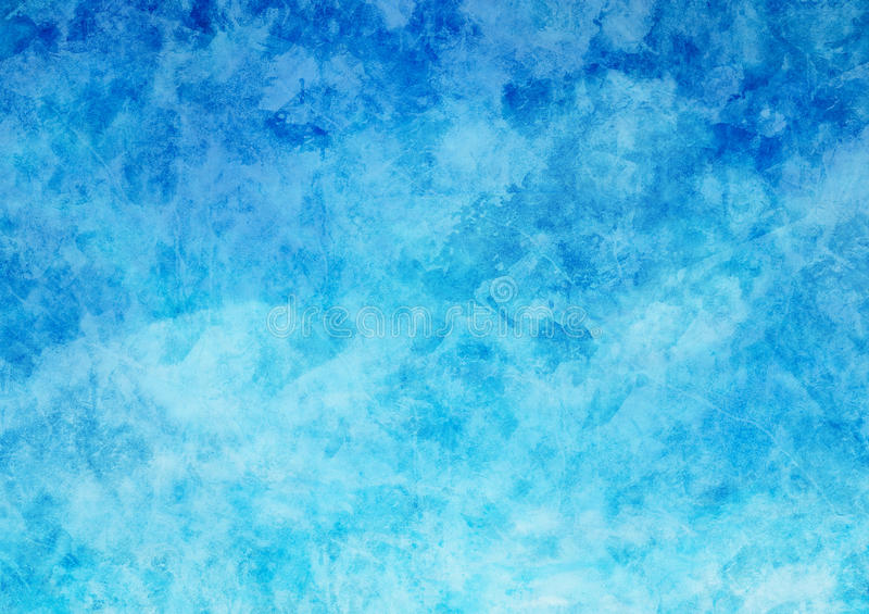 Белая и голубая предпосылка текстуры пергаментной бумаги стоковое фото rf