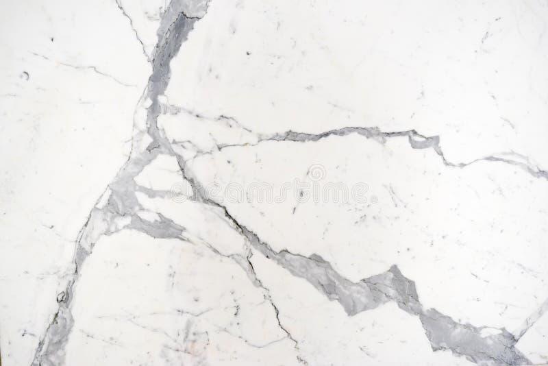 Белая и серая мраморная предпосылка текстуры стоковая фотография