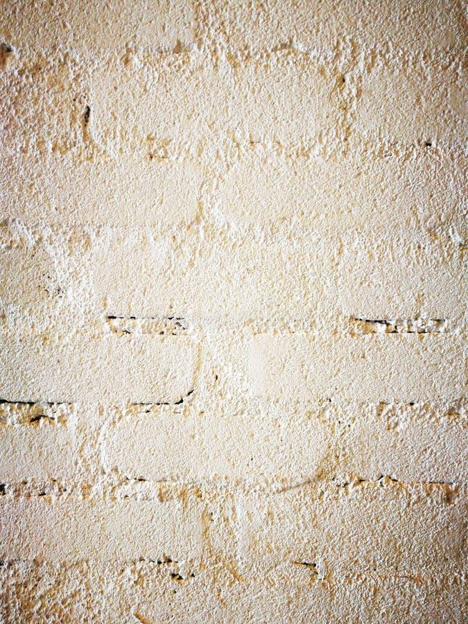 Белая кирпичная стена стоковое фото