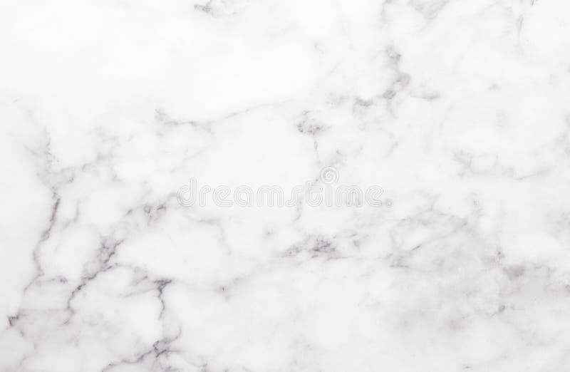 Белая мраморная предпосылка текстуры, детальный неподдельный мрамор от природы стоковая фотография