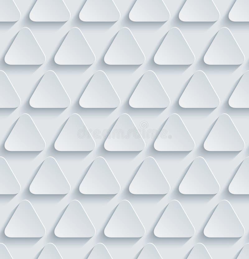 Белая пефорированная бумага бесплатная иллюстрация