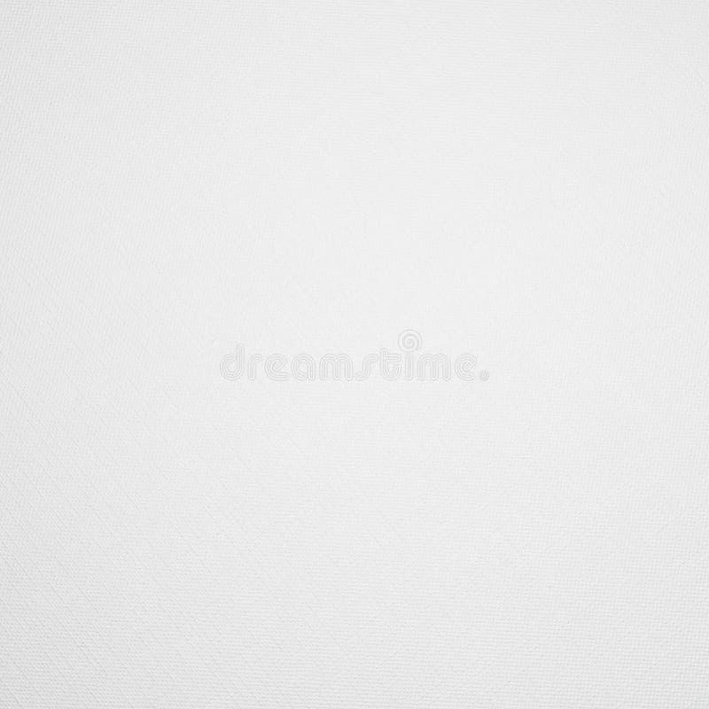 Белая предпосылка текстуры ткани стоковые изображения
