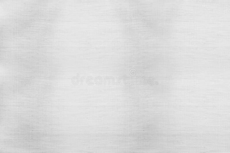 Белая предпосылка холста иллюстрация вектора