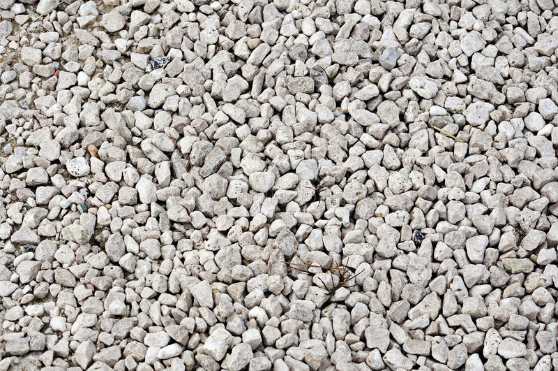 Белая текстура камешков стоковая фотография rf