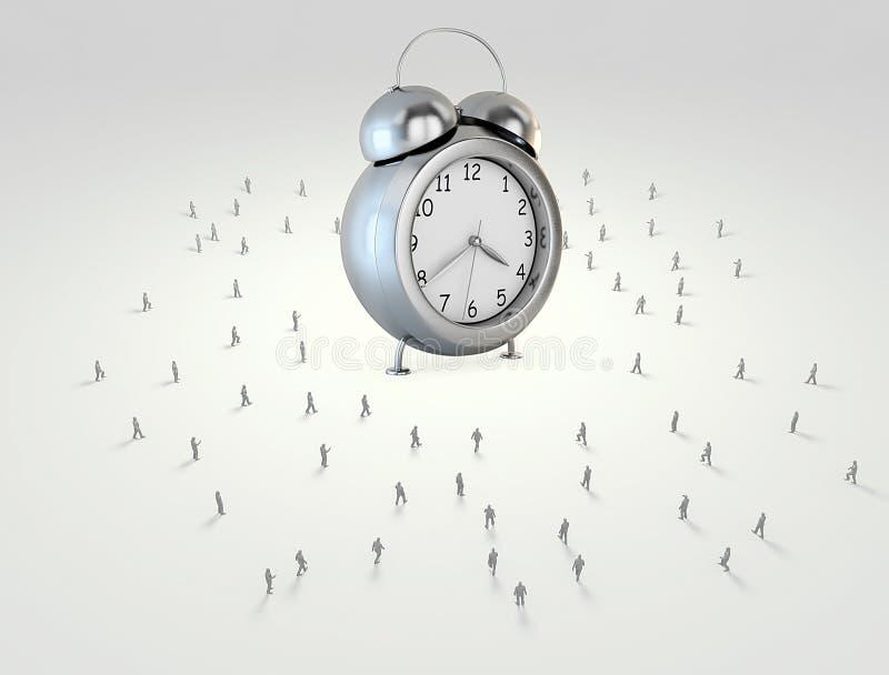 Download белизна времени предмета предпосылки изолированная принципиальной схемой Стоковое Изображение - изображение насчитывающей сообщение, спешность: 41651283
